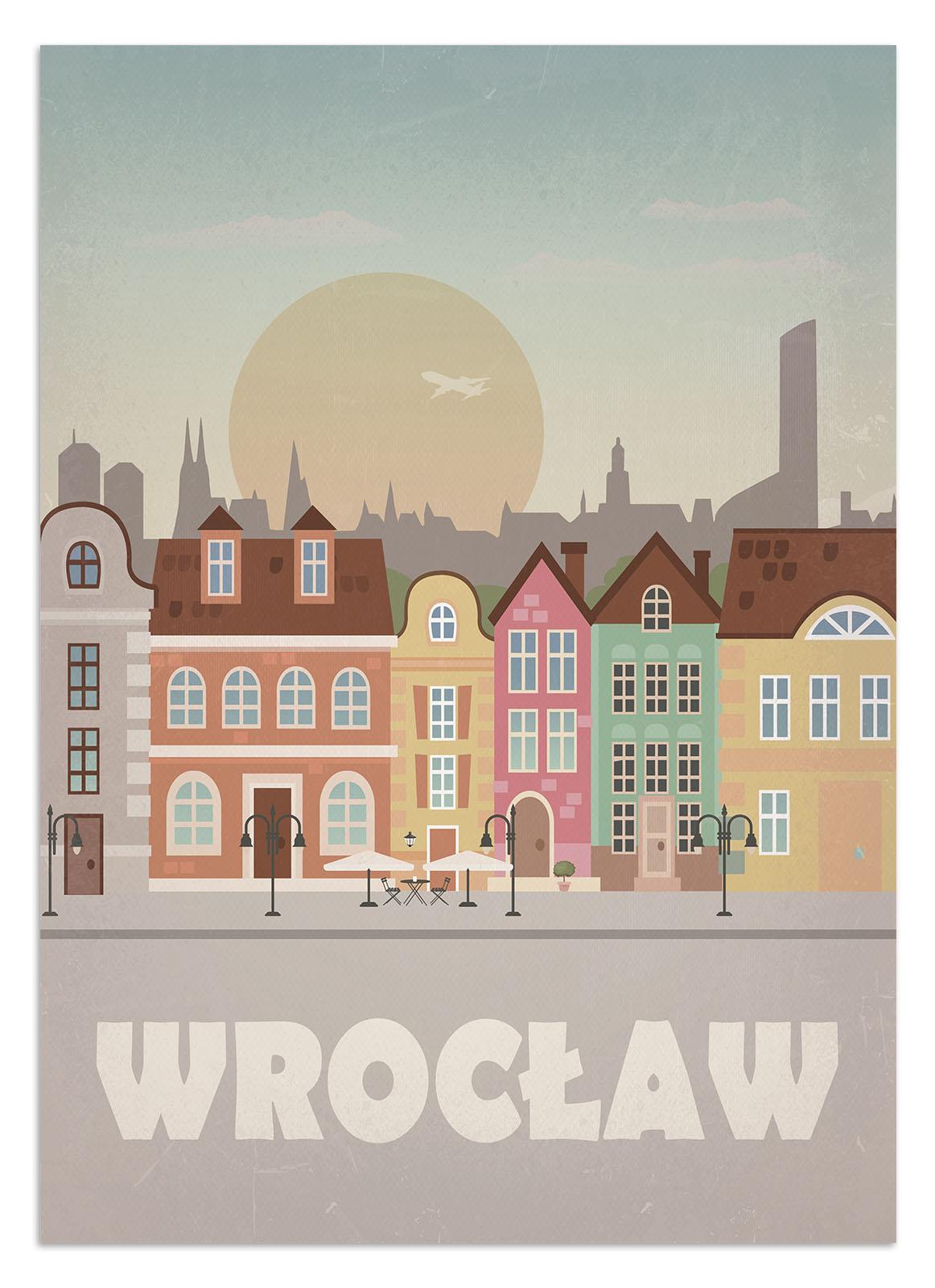 Plakat Wrocław