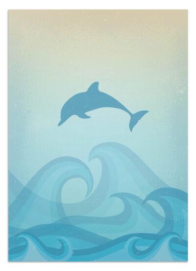 Plakat morski