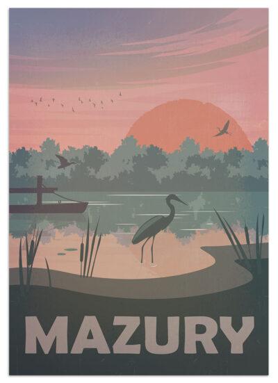 Plakat turystyczny